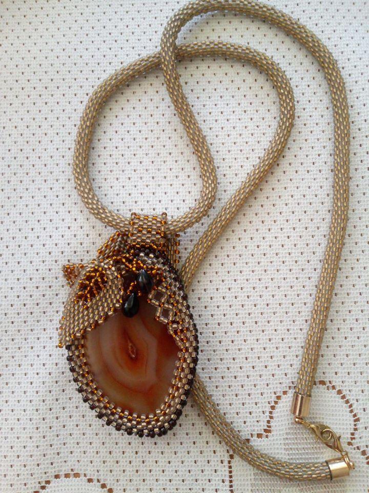 Biżuteria z pracowni My Lace Space