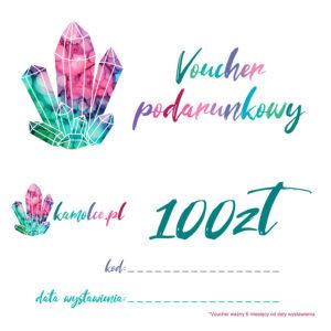 voucher podarunkowy - kamolce.pl