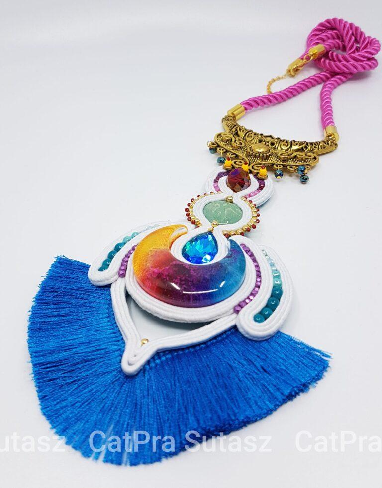 Biżuteria stworzona w pracowni CatPra Sutasz