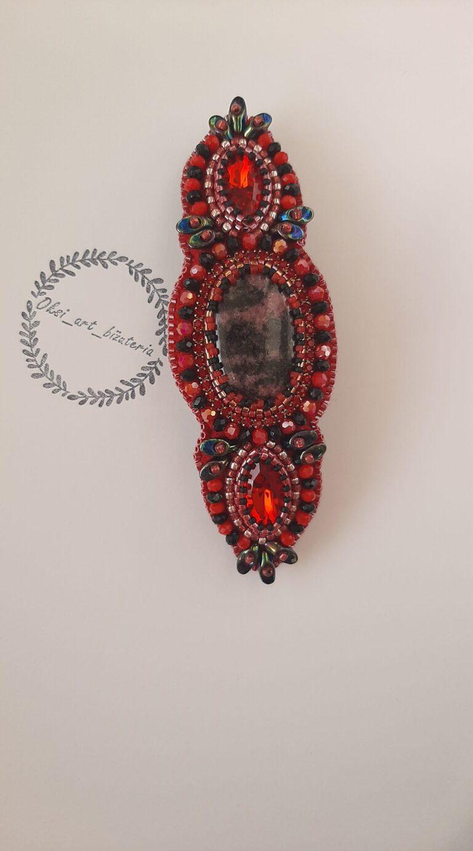 Biżuteria wykonana w pracowni Oksi_art_biżuteria