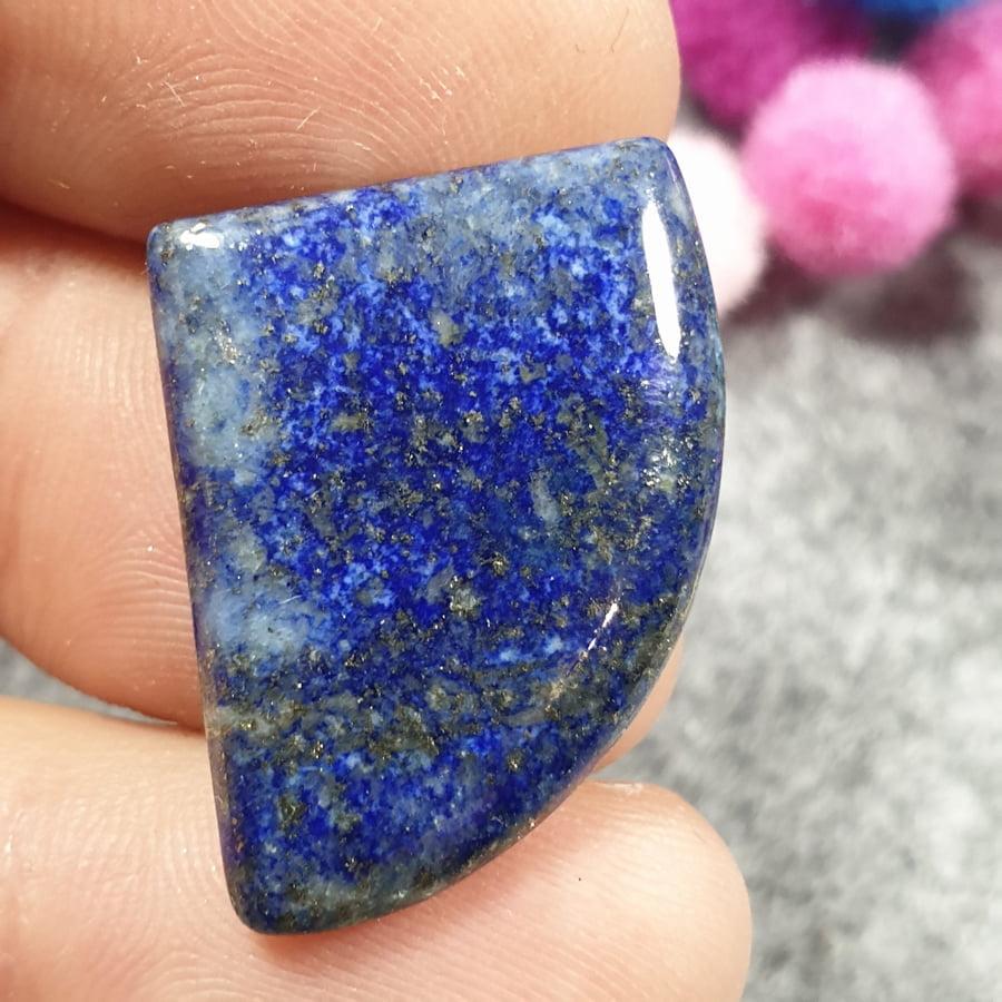 Lapis lazuli, nieregularny, kaboszon - sklep kamolce.pl