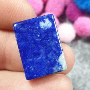 Lapis lazuli, prostokąt, plaster - sklep kamolce.pl