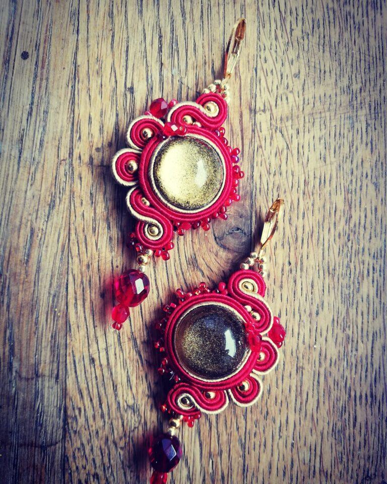 Biżuteria wykonana w pracowni Na Ucho