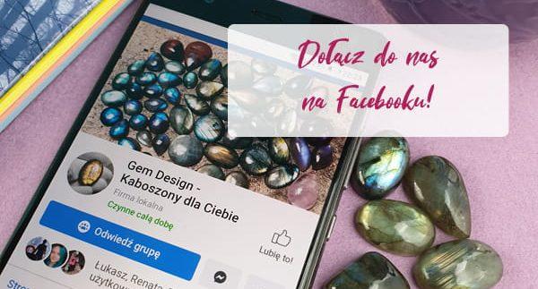 Dołącz do nas na FB - kamolce.pl